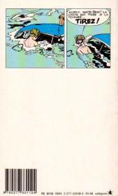 Verso de Gil Jourdan -3Poch- La voiture immergée