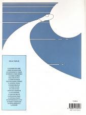 Verso de Le vagabond des Limbes -12b1991- Les loups de Kohm