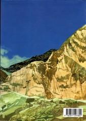 Verso de Le sommet des dieux -5- Volume 5