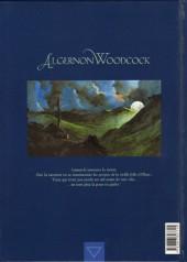 Verso de Algernon Woodcock -4- Sept Cœurs d'Arran - Seconde partie