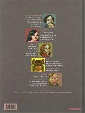 Verso de Les cœurs boudinés -1- Cinq histoires sucrées-salées de femmes (et d'hommes) à croquer...