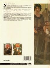 Verso de De silence et de sang -2- Mulberry Street