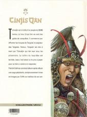 Verso de Cinjis Qan -3- La colère du loup-bleu