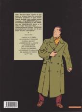 Verso de Dick Hérisson -2b- Les voleurs d'oreilles