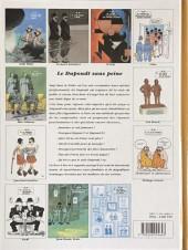 Verso de Tintin - Divers -73- Le Dupondt sans peine