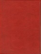 Verso de Les chefs-d'œuvre de la BD érotique -3- Imaginaire 1 - Vertiges galactiques