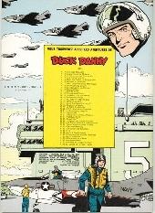 Verso de Buck Danny -9c1974- Les gangsters du pétrole