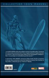 Verso de Silver Surfer (100% Marvel - 2004) -2- Révélations