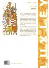 Verso de Luxley -1- Le mauvais œil