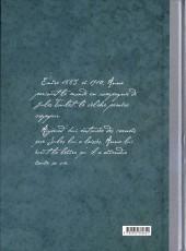 Verso de Les voyages d'Ulysse - Les voyages d'Anna