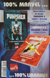 Verso de Génération Comics présente -3- Witchblade Darkchylde : Rédemption