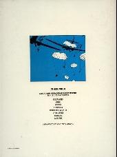Verso de La seconde guerre mondiale - Histoire B.D. / Bande mauve -1b- Blitzkrieg