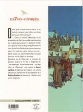 Verso de Les 7 Vies de l'Épervier -7c02- La marque du Condor