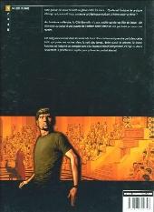 Verso de Les fils de la Louve -1- La Louve de Mars