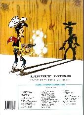 Verso de Lucky Luke -51a98- Daisy Town