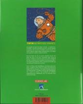 Verso de Tintin - Divers - Tintin au pays des savants