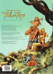Verso de Trolls de Troy -8- Rock'N Troll Attitude