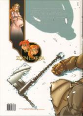 Verso de Zorn & Dirna -3- Les griffes de la meute