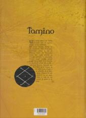 Verso de Tamino -2- Le voile de nuit