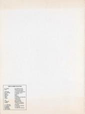 Verso de Thorgal -5TL- Au-delà des ombres