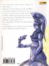 Verso de Saint Seiya Épisode G -4- Tome 4