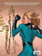Verso de Fantastic Four (Marvel Graphic Novels) - Fantastic Four : 4