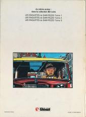 Verso de Max Fridman (Les aventures de) -1a- Rhapsodie hongroise