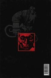 Verso de Hellboy (Delcourt) -3- Le Cercueil enchaîné