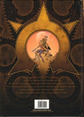 Verso de Les naufragés d'Ythaq -1- Terra Incognita