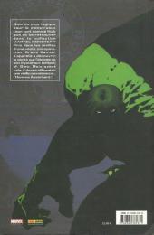 Verso de Hulk (Marvel Monster Edition) -1- Montée en puissance