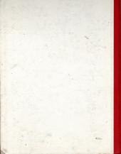 Verso de Sylvain et Sylvette (02-série : nouvelles aventures de Sylvain et Sylvette) -4- Colibri... pleins gaz !