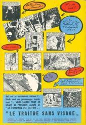 Verso de La patrouille des Castors -8- Le hameau englouti