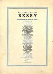 Verso de Bessy -59- Le canyon des écureuils