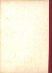 Verso de Sylvain et Sylvette (02-série : nouvelles aventures de Sylvain et Sylvette) -8- Le banquet de Monsieur Bedondaine