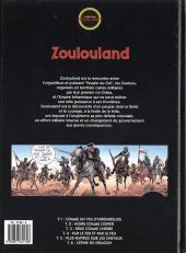 Verso de Zoulouland -6- L'épine du dragon