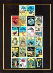 Verso de (AUT) Hergé -2FL- Tintin et le Monde d'Hergé