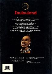 Verso de Zoulouland -7- Shakazulu