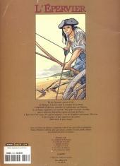 Verso de L'Épervier (Pellerin) -5OF- Le Trésor du Mahury