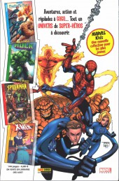 Verso de Marvel Icons (Marvel France - 2005) -4- Chaos