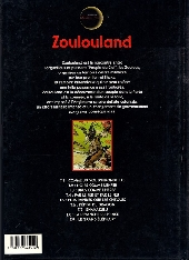 Verso de Zoulouland -9- Le grand éléphant