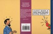 Verso de Tintin - Divers -71- Le Haddock illustré - L'Intégrale des jurons du capitaine