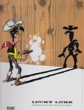 Verso de Lucky Luke -56FL- Le ranch maudit