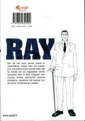 Verso de Ray -6- Tome 6