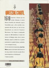 Verso de Quetzalcoatl -2- La montagne de sang
