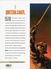 Verso de Quetzalcoatl -3- Les cauchemars de Moctezuma