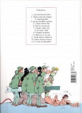 Verso de Les femmes en Blanc -8ES- Six foies neufs