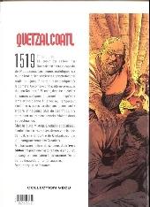 Verso de Quetzalcoatl -4- Le Dieu des Caraibes