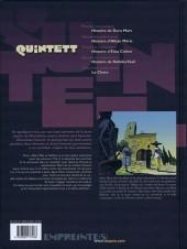 Verso de Quintett -1- Premier mouvement : Histoire de Dora Mars