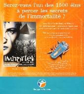 Verso de Immortel ad vitam - Immortel ad vitam - Un film de Enki Bilal