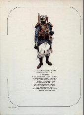 Verso de L'homme de la légion - L'Homme de la Légion